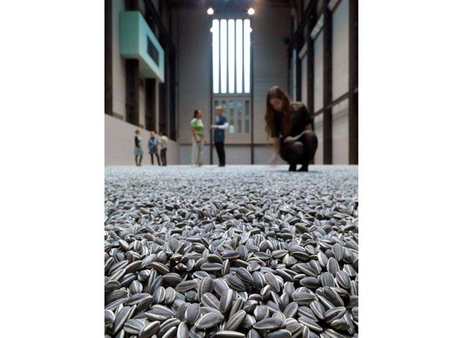 Ai Weiwei's Sunflower Seeds (2010) for Tate Modern