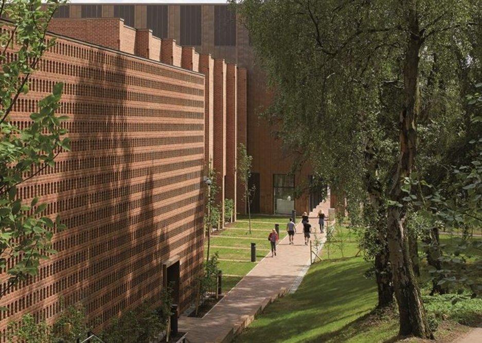 University of Birmingham Indoor Sports Centre