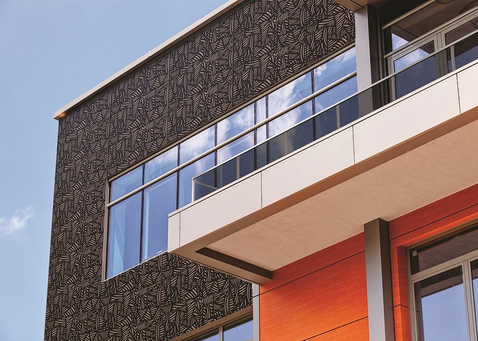 Wysips Cameleon by Sunpartner Technologies; an aesthetic photovoltaic façade.