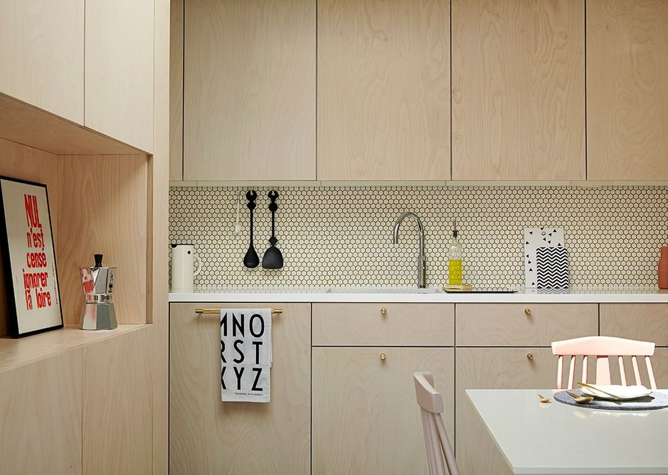 No 49, London by 3144 Architects.