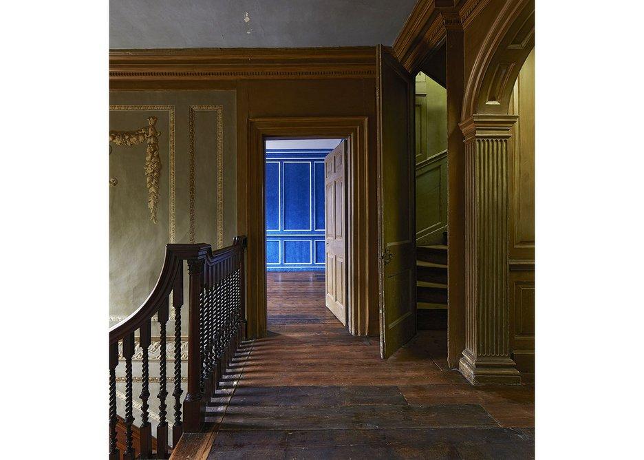 Rainham Hall upstairs rooms.