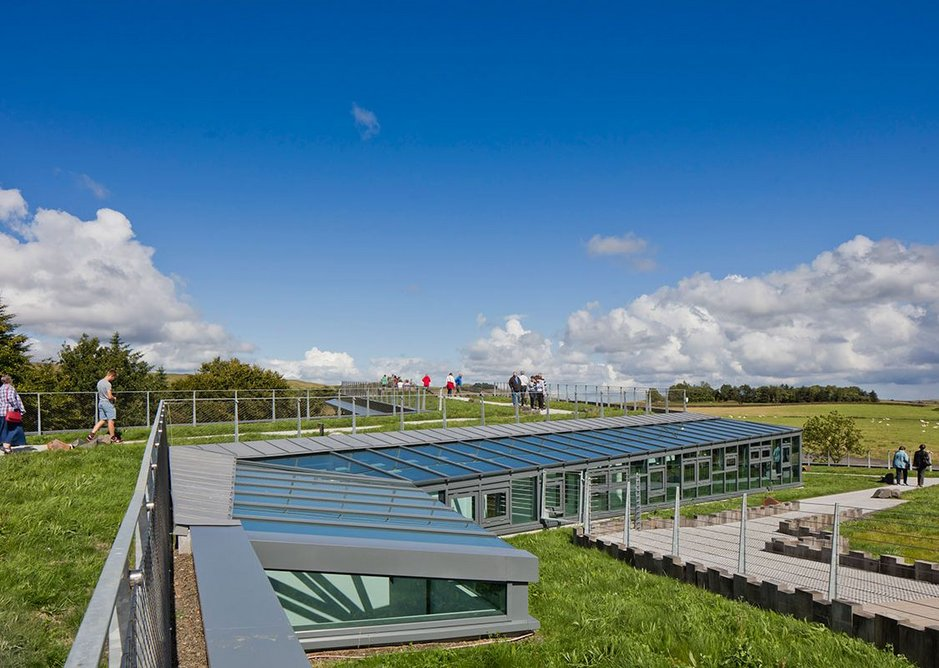 The Sill Green Roof