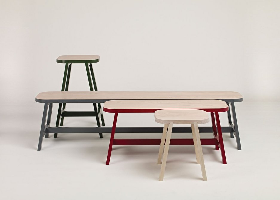 Series Three, Another Country. Timber: European beech or oak.