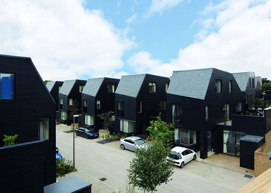 Newhall Be, Harlow, Essex by Alison Brooks Architects for Linden Homes Eastern.