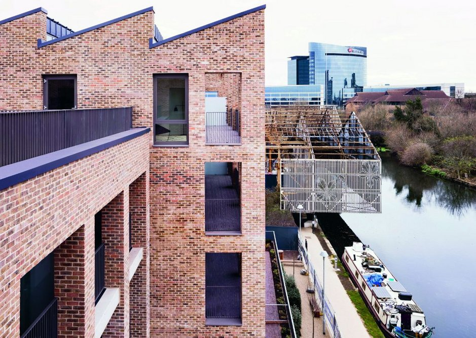 Brentford Lock West Phase 2, Brentford.