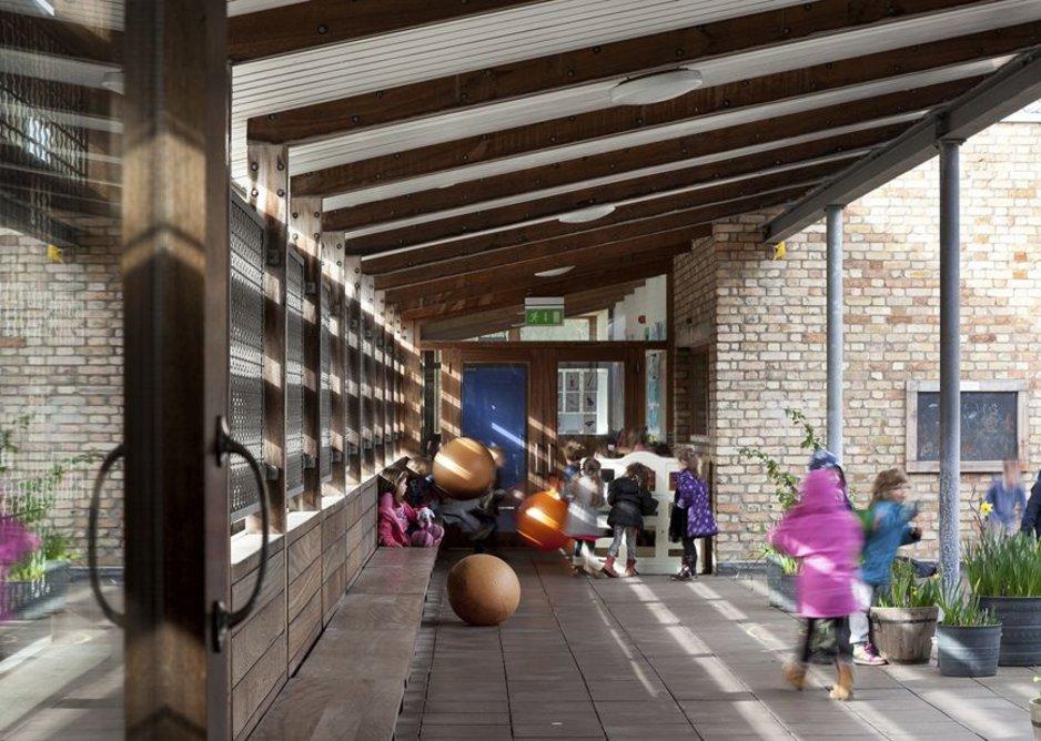 Ranelagh multi-denominational school, Dublin, Stirling shortlisted 1999.