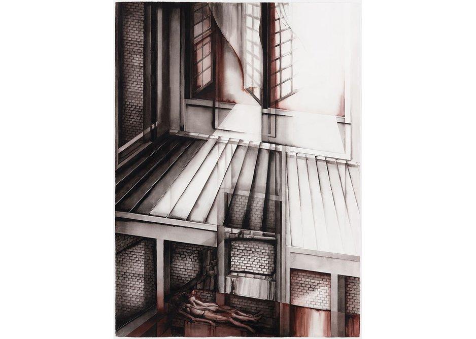 Cellar & Attic, 1989, Deanna Petherbridge.