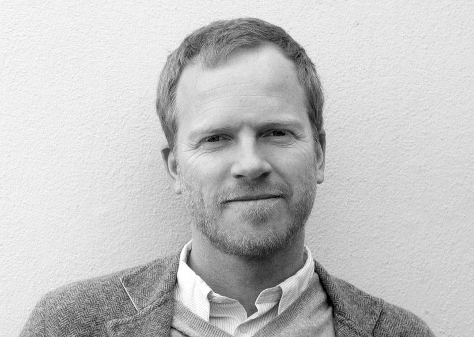 David Kohn is the founding director of David Kohn Architects