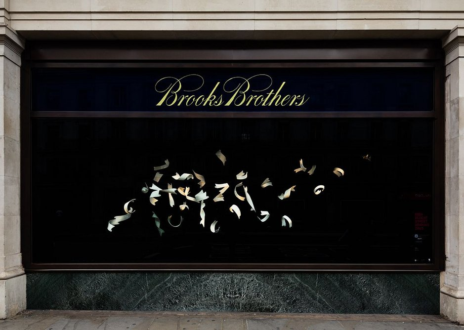 Conran and Partners with Brooks Brothers