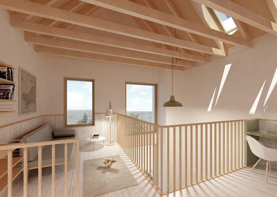 MyHouse (mezzanine) by Mae.