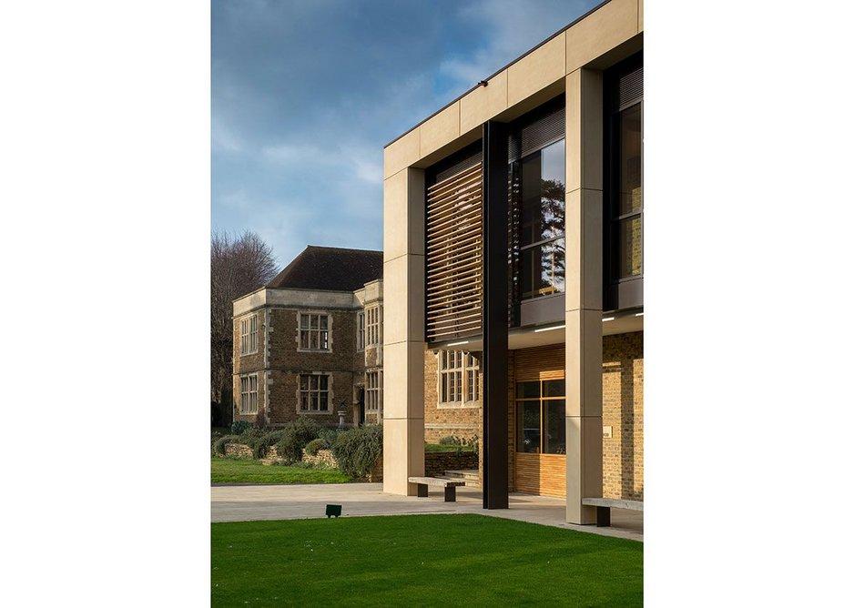 Charterhouse Science and Mathematics Centre, Godalming, Surrey.