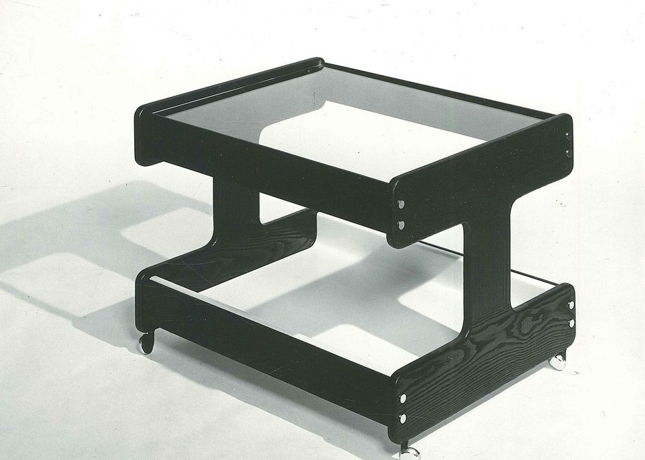 Occasional table from CASS archive, designer unknown.