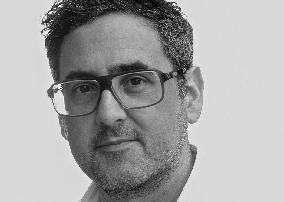 Jan-Carlos Kucharek, senior editor, RIBA Journal.