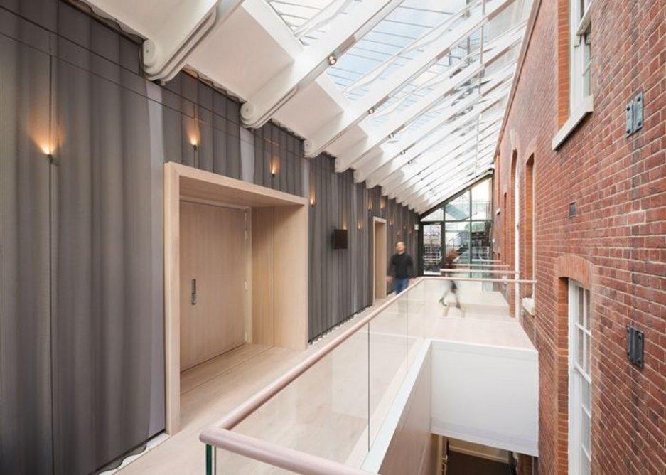 Royal Academy of Music – The Susie Sainsbury Theatre and Angela Burgess Recital Hall, Marylebone.