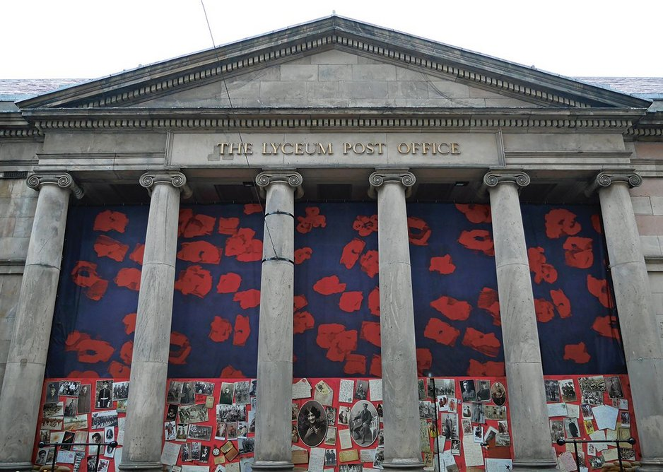 A famous 1980s preservation victory by SAVE Britain's Heritage, the 1802 Lyceum Club on Bold Street by Thomas Harrison now stands empty.