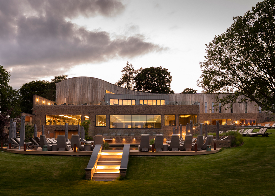 The Spa at South Lodge was voted Best New Spa 2019 at The Good Spa Guide Awards.