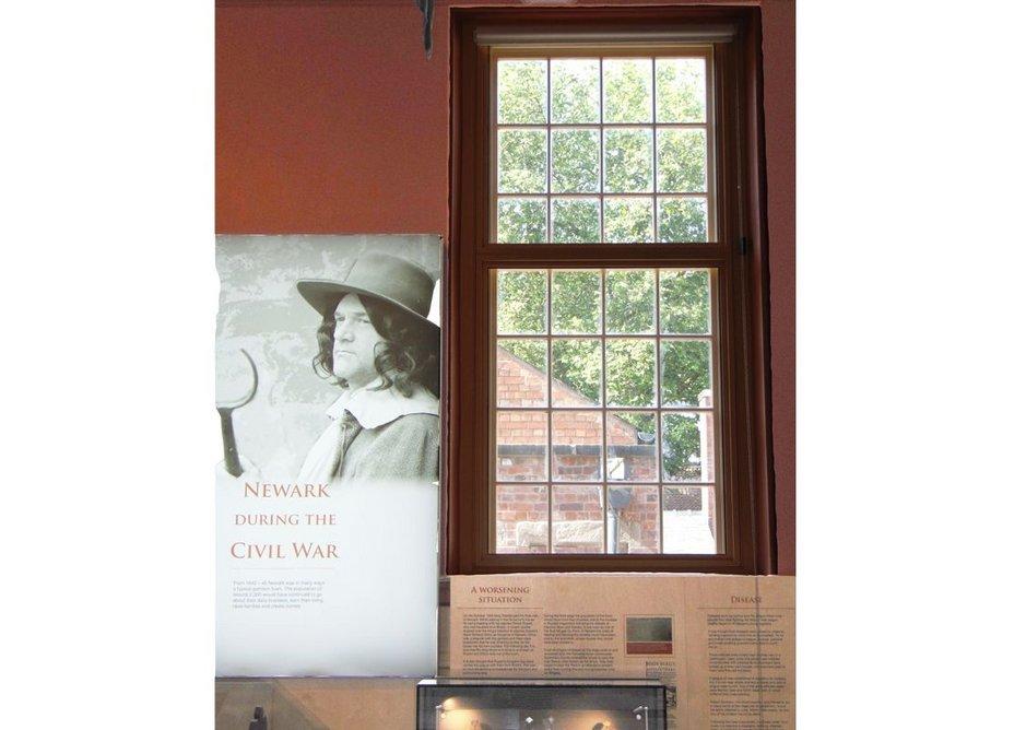 Newark Civil War Museum, Nottinghamshire