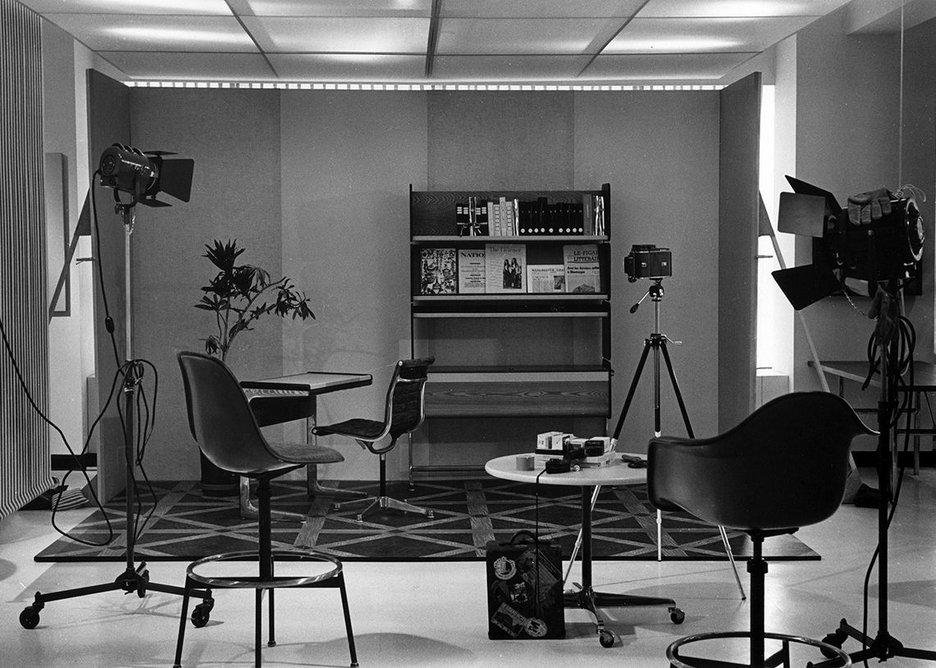 Set of photoshoot for Aluminium Group furniture.