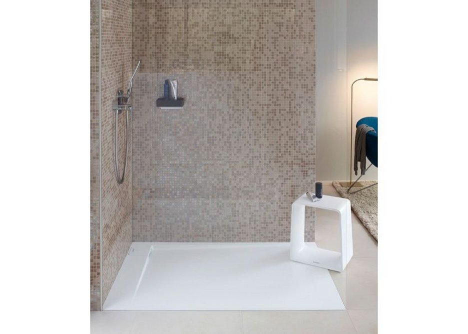 P3 Comforts shower tray is made from the  innovative new DuraSolid® material
