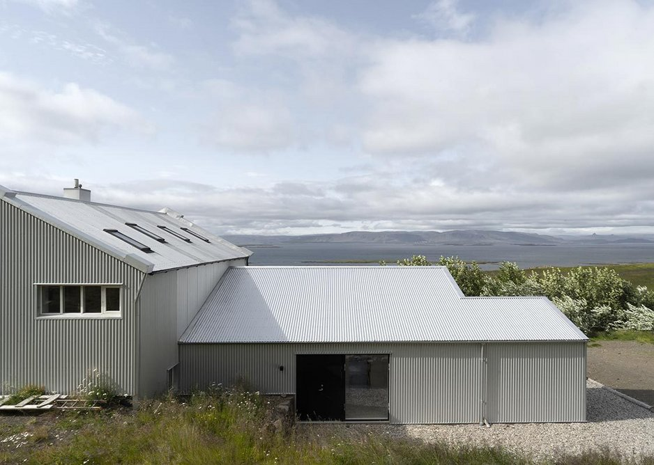 The project combines a bundle of buildings in various states of use and repair.