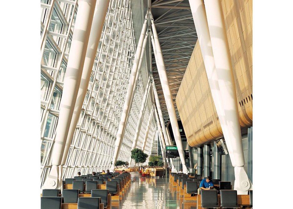 2004 - 2005: Zurich Airport, Zurich Switzerland.
