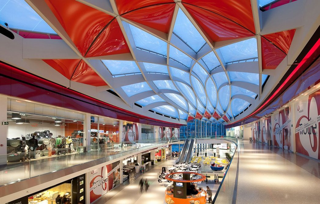 Mediacite, Liege. Credit: Ron Arad Architects