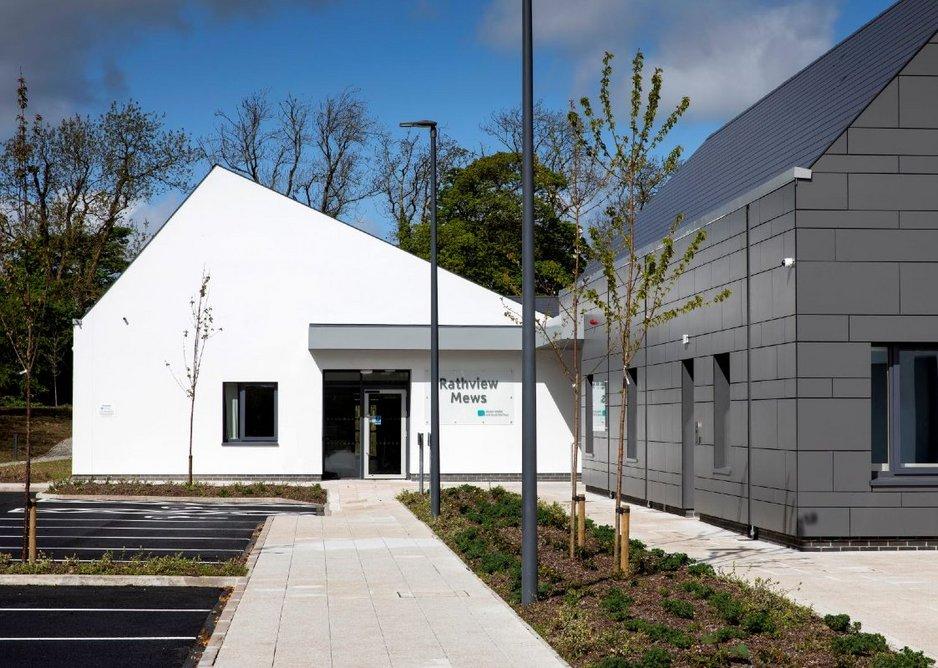 Rathview Mental Health Unit, Omagh.