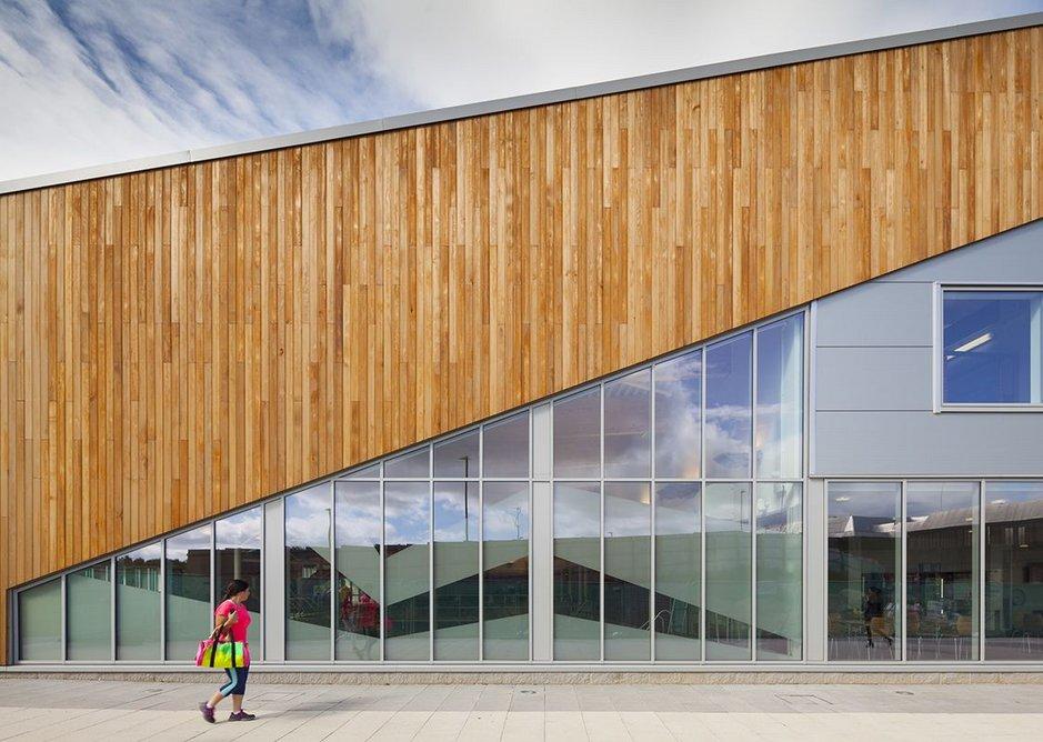 Washington Leisure Centre, UK