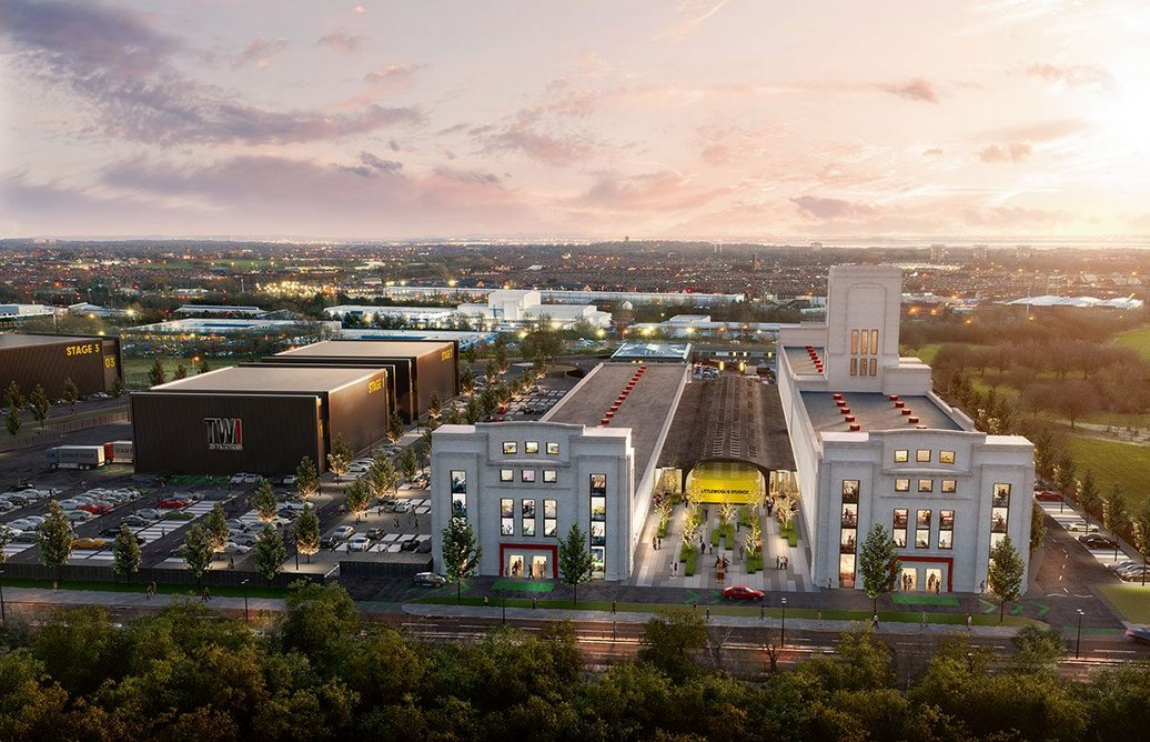 Littlewoods Studios in Liverpool, currently in planning, is a tie-up of the city council with John Moore's University, to create a new academic and creative hub.