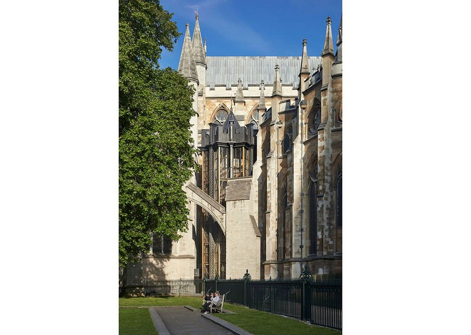 Westminster Abbey Triforium Project.