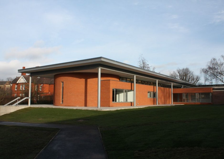 Wrekin College Business School, Telford.