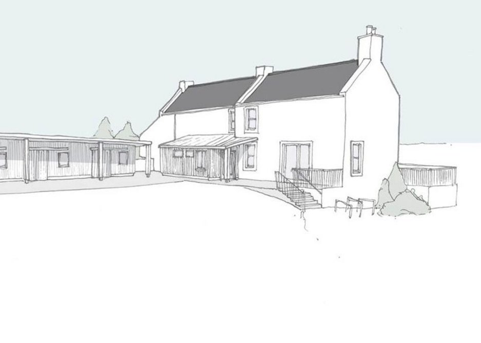 Plan. MacEwen Award 2019 commended Bridgend Inspiring Growth, Edinburgh by Halliday Fraser Munro Architects for Bridgend Inspiring Growth