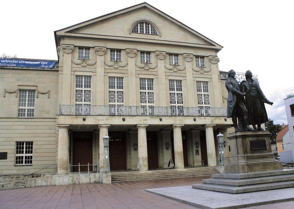 Weimar National Theatre.