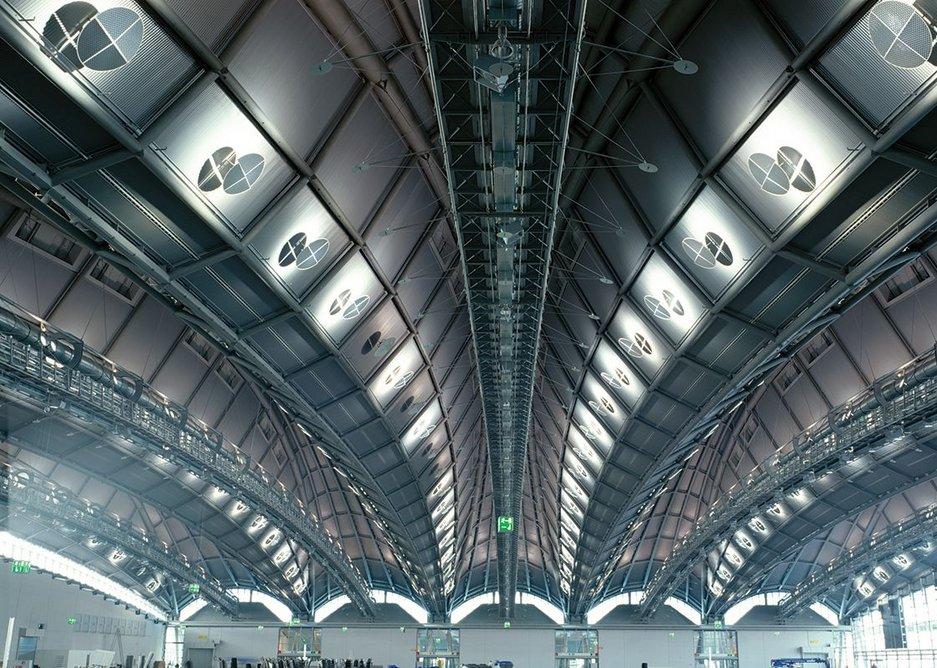 Frankfurt Messehalle, Frankfurt, Germany.