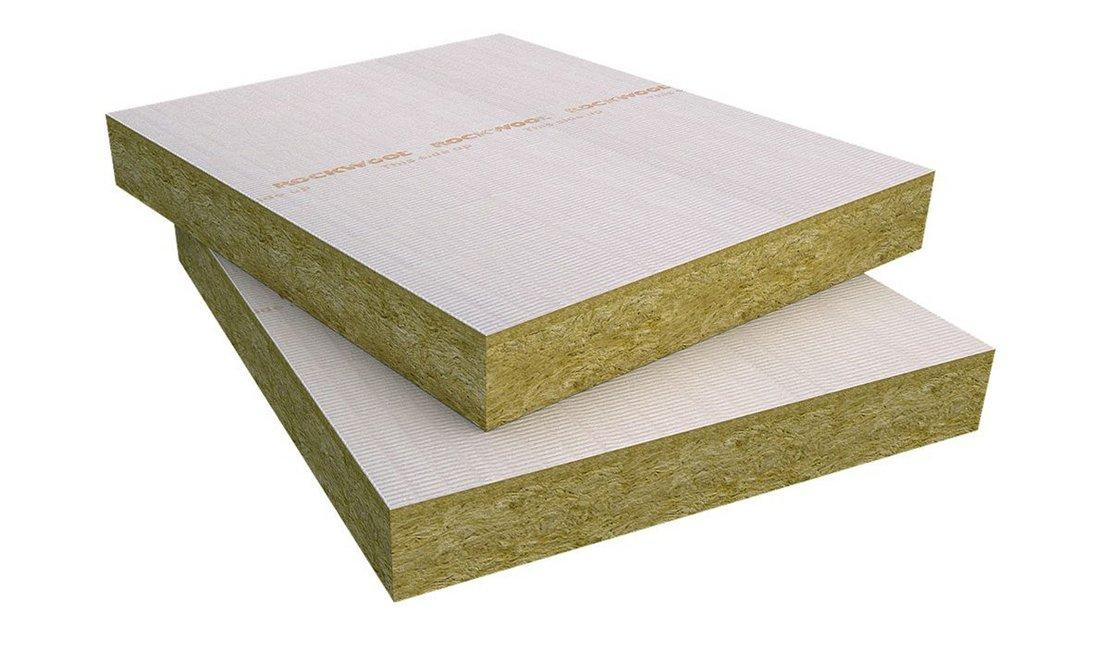 Rockwool Hardrock Multi Fix (DD) flat roof insulation.