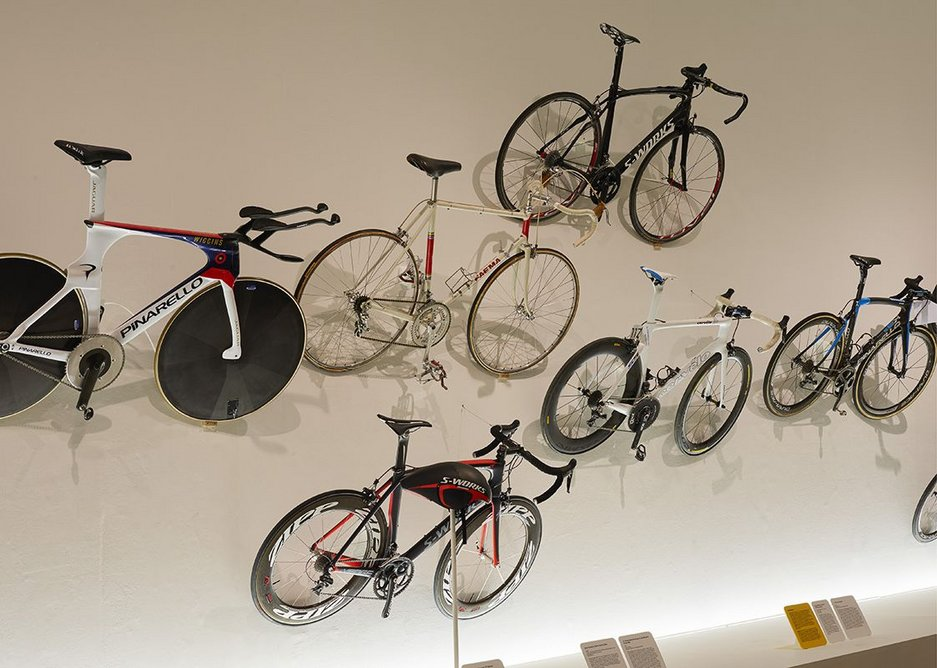 High Performers section of Cycle Revolution.