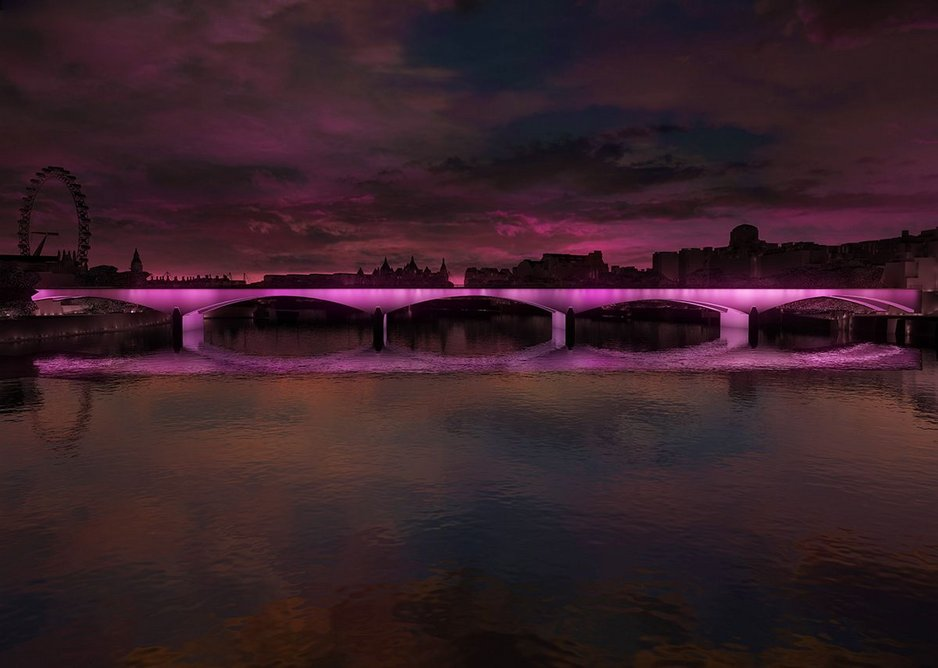 Waterloo Bridge.