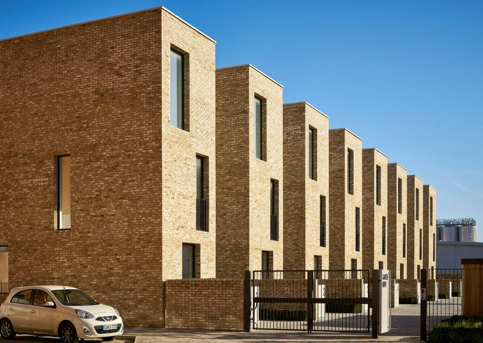 Signal Townhouses, Greenwich.