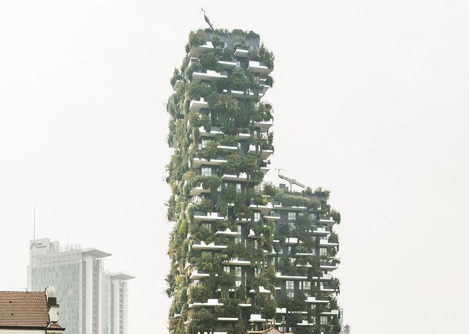 Vertical Forest, Boeri Studio.