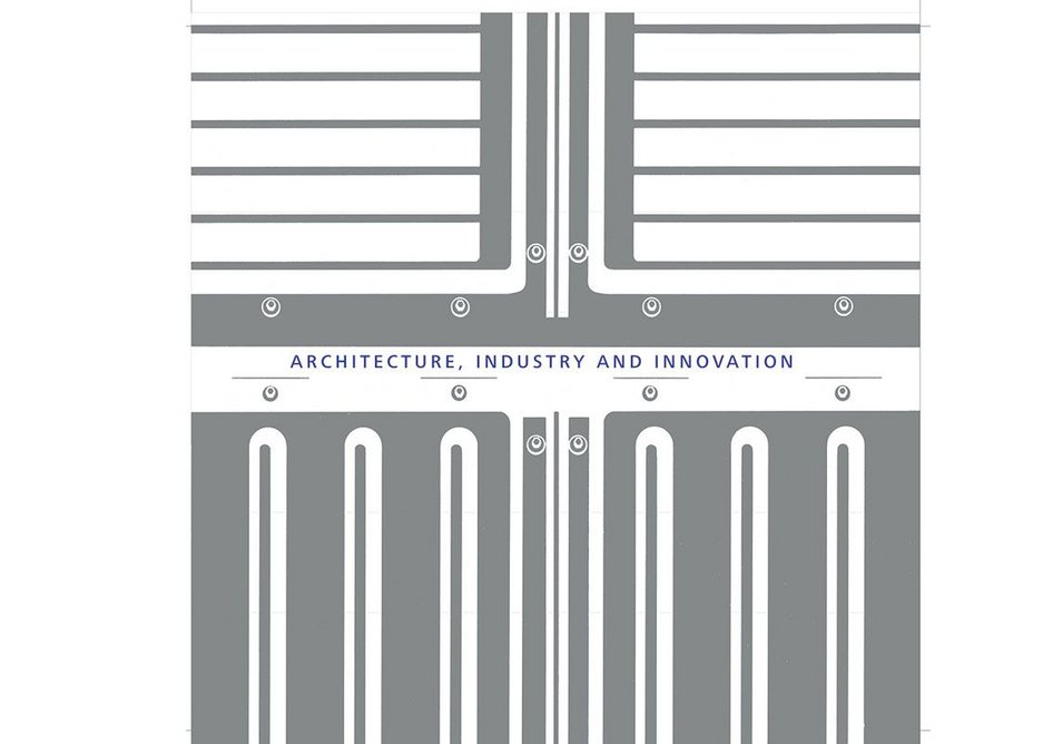 1988: Book 1: Architecture, Industry and Innovation by Colin Amery.