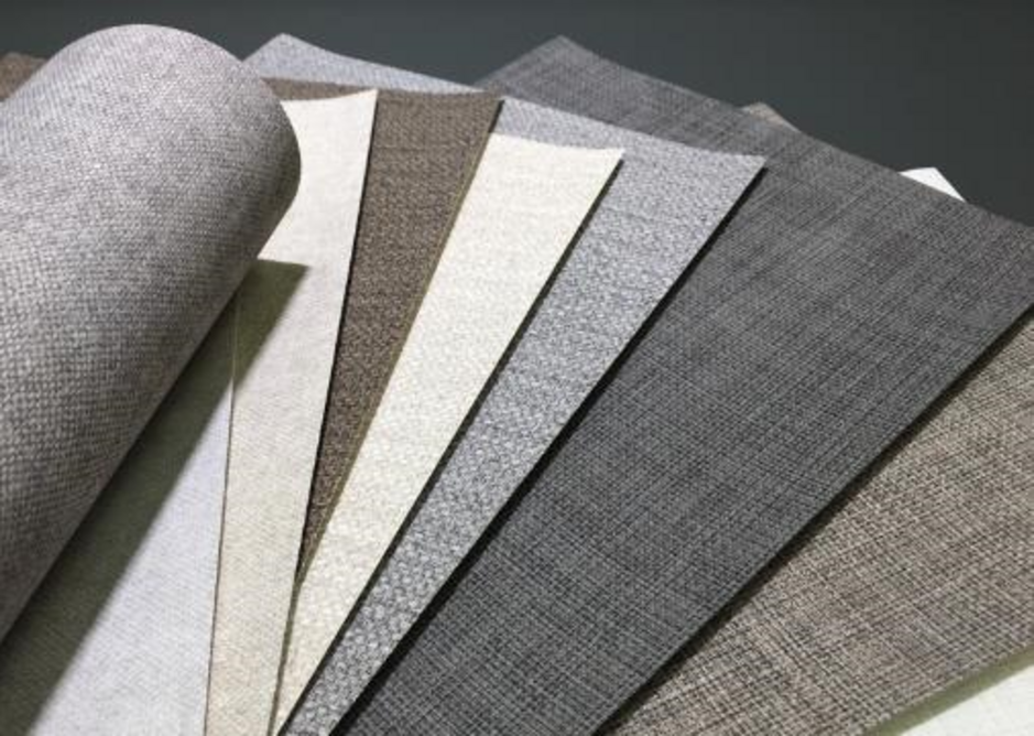 Surface solutions on a roll: 3M's 2018 DI-NOC designs include textured matt finishes.