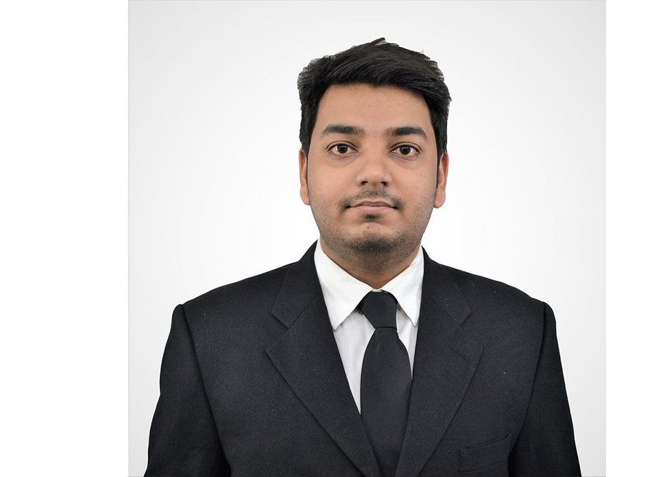 Abhishek Banerjee is shortlisted for the UN Environment Programme's Young Champions of the Earth Award for his invention.