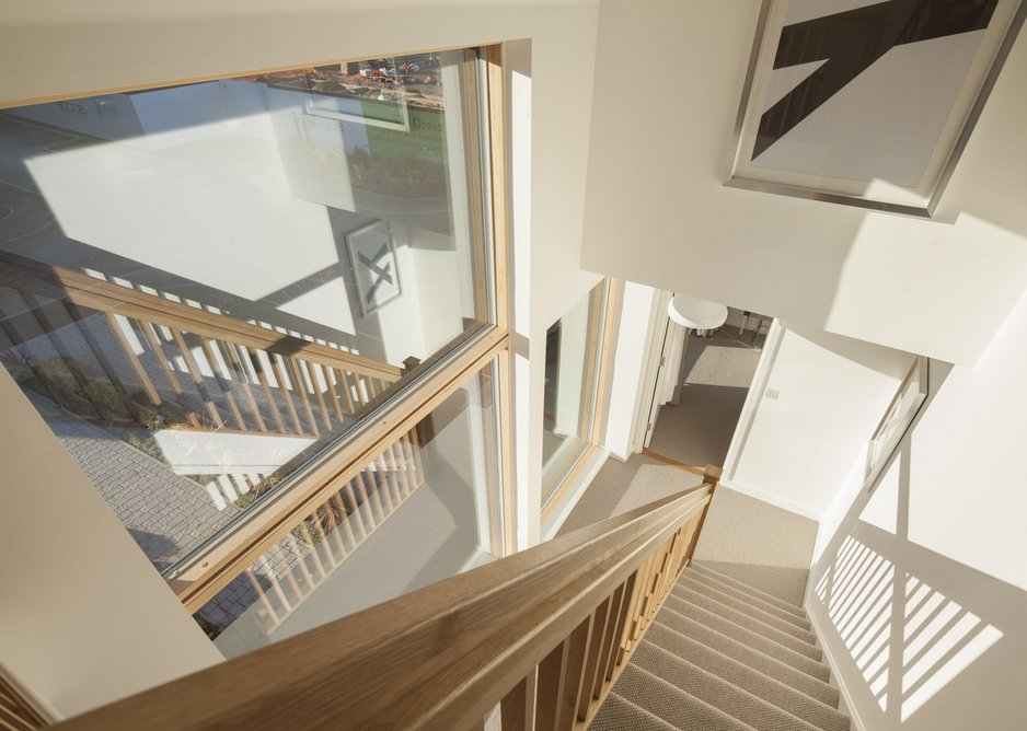 Maximise the use of natural daylight