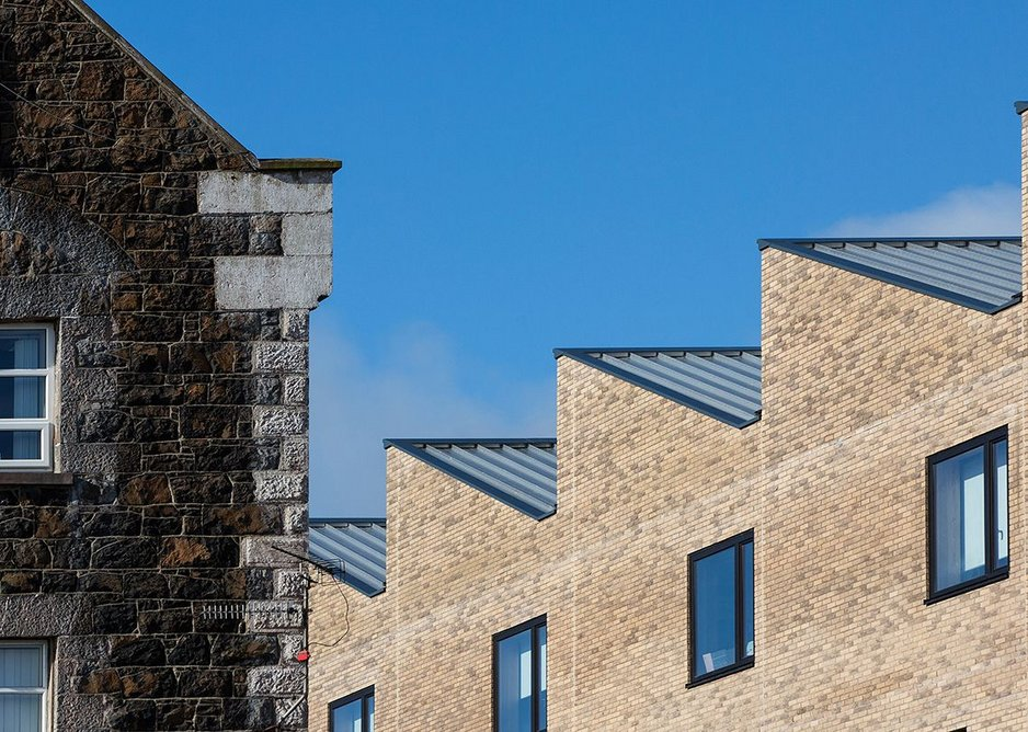 Ballymena Health and Care Centre by Keppie Design and Hoskins Architects.