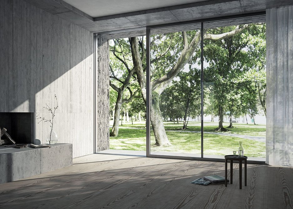 ASE 60 and 80 sliding doors have 15 opening types and six single-track options.