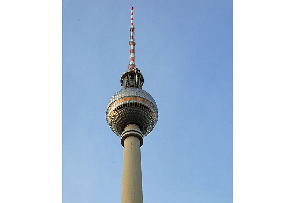 You can't avoid the TV tower nor should you - it affords such aerial views as the one at the top of this piece.