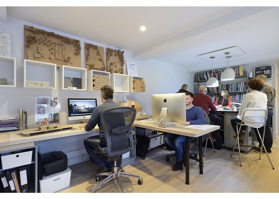 PAD Studio in Lymington.