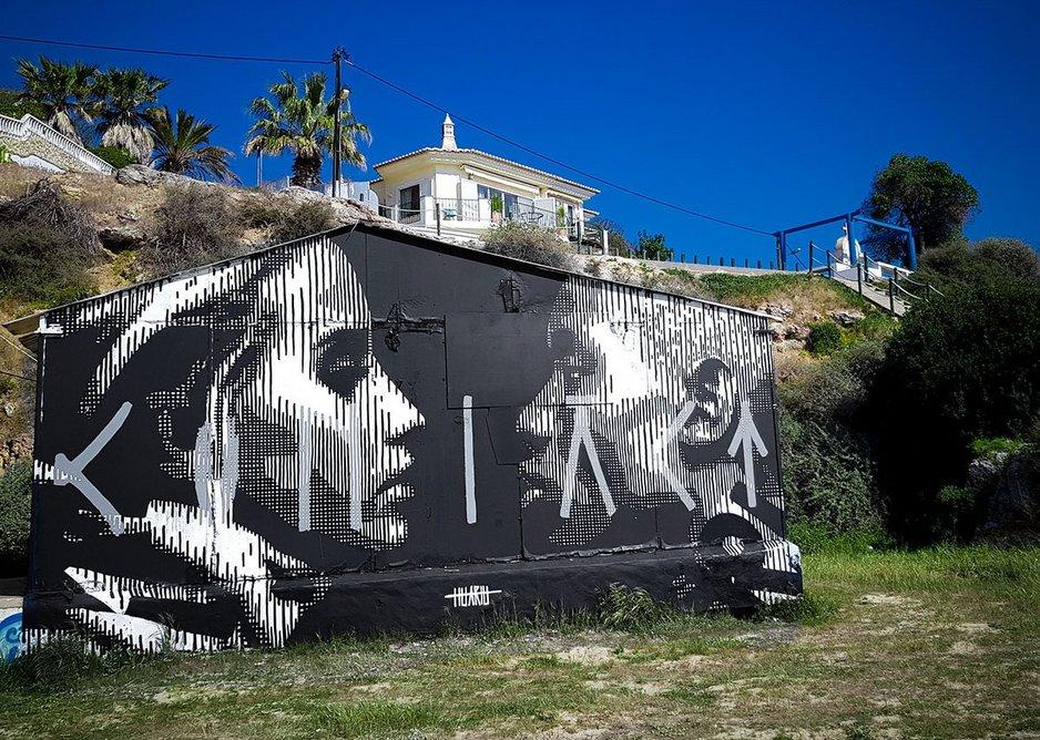 "HUARIU ""African Beauty"" Loures, Portugal 2017."