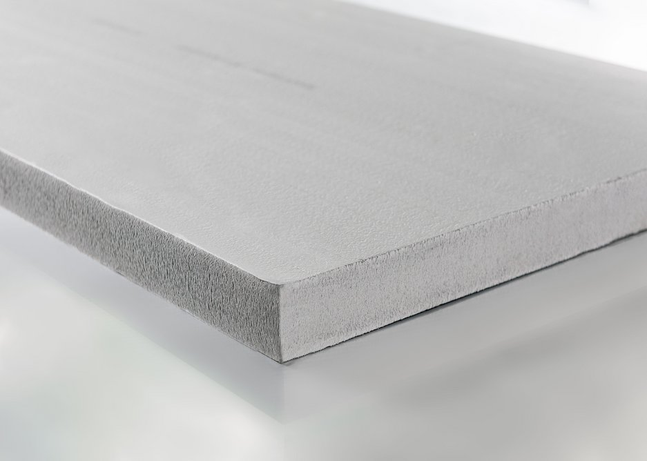 Cost-efficient Ravatherm XPS X 200 SB has a high compressive strength and is simple to install.