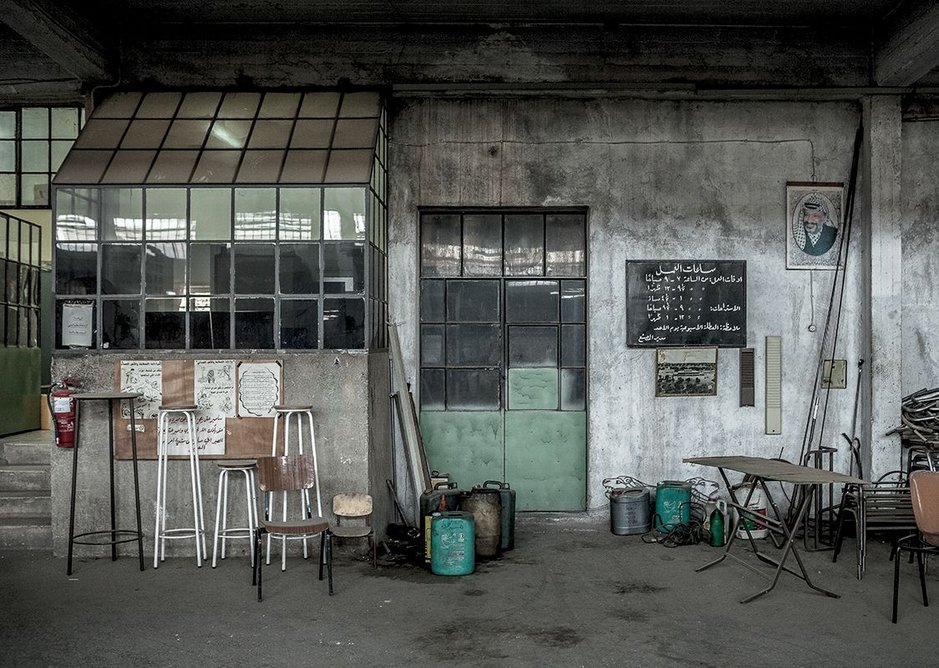 The old factory is now a focus for architects, designers and makers.